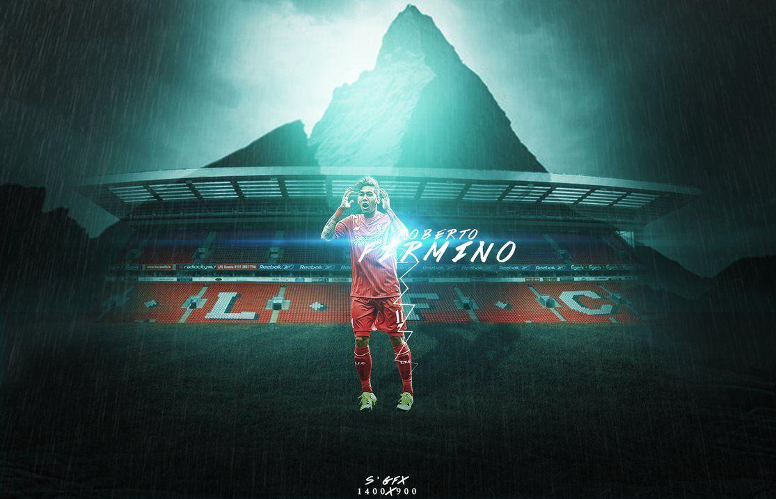Roberto Firmino Wallpapers