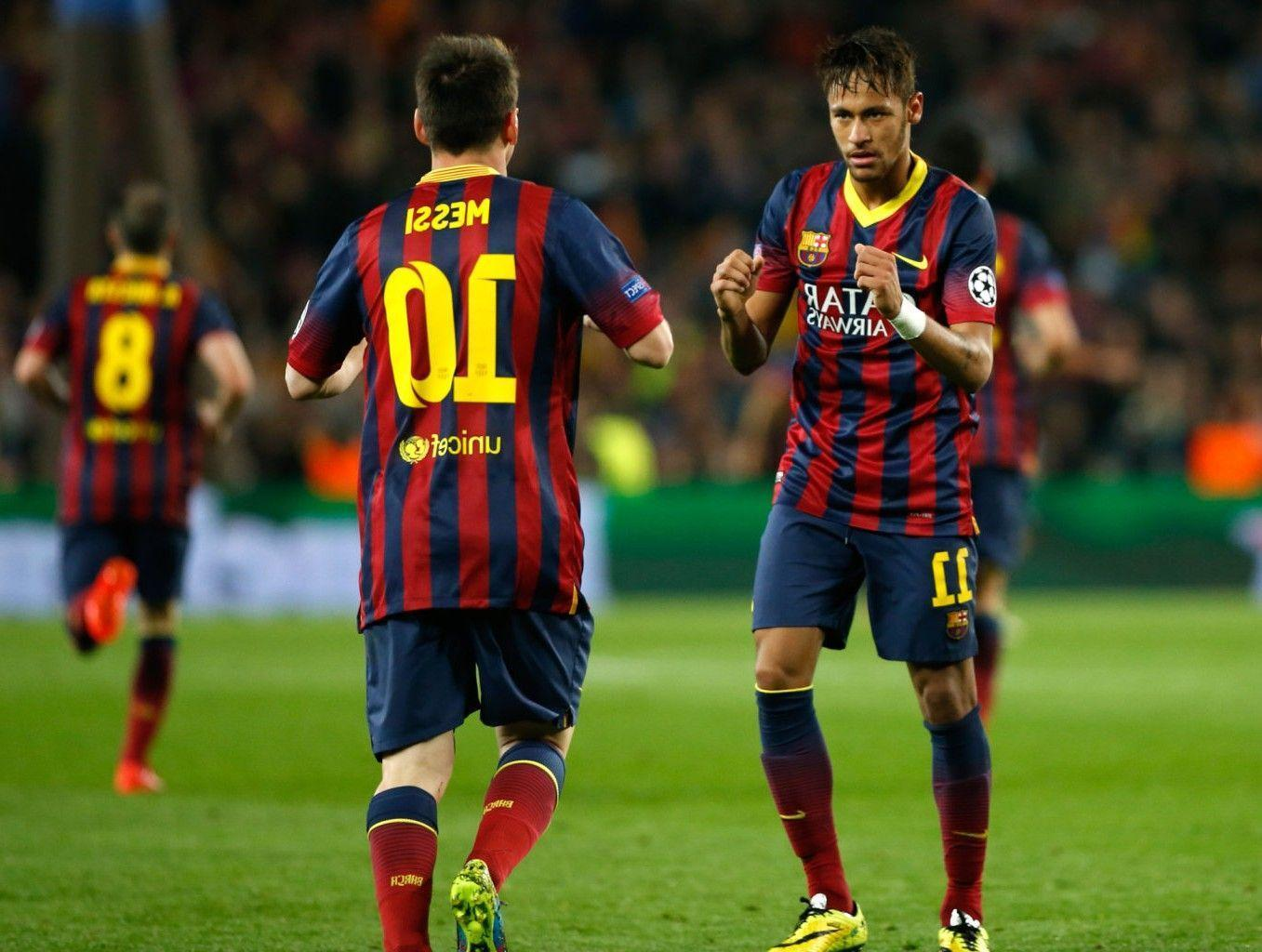 Neymar And Messi Wallpapers - Wallpaper Cave