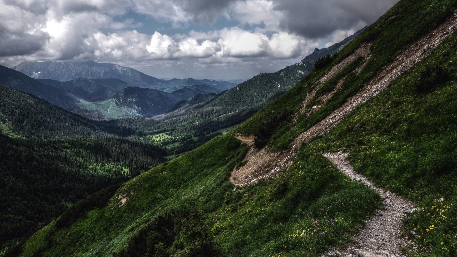 hiking nature wallpaper - photo #5