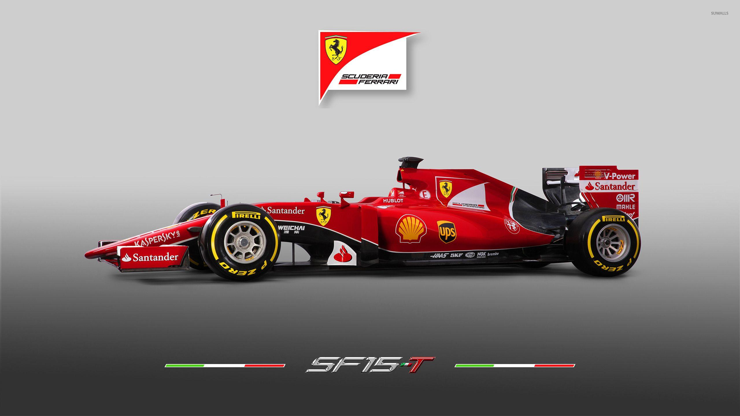 Scuderia Ferrari Wallpaper
