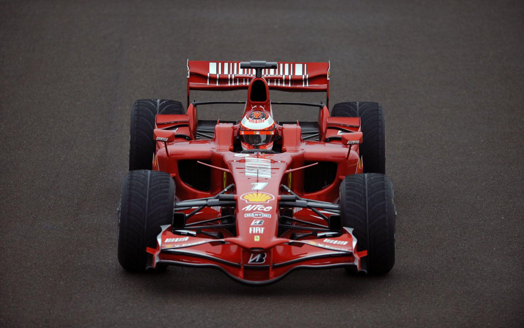 HD Wallpapers 2008 Formula 1 Testing