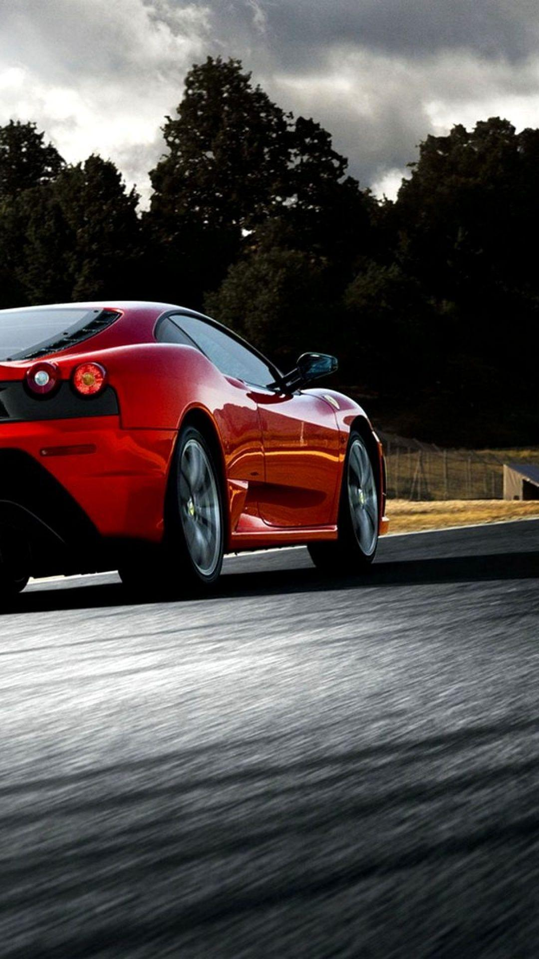Ferrari F430 Scuderia S4 Wallpapers