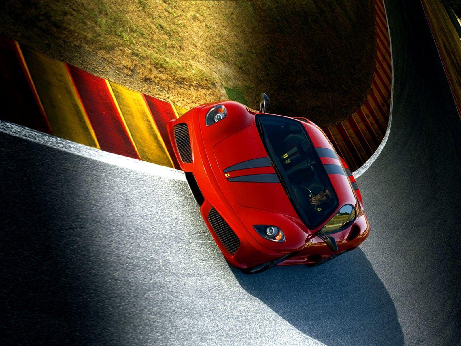Ferrari F430 Scuderia Wallpapers