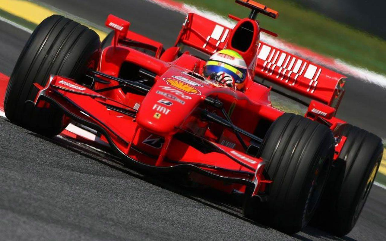Scuderia Ferrari Formula One Car Wallpapers