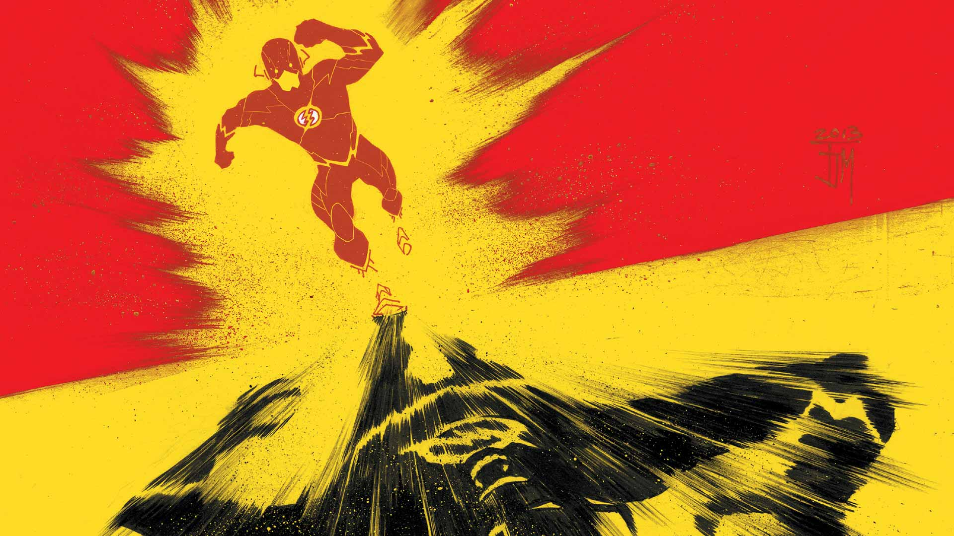 Reverse Flash Wallpapers Wallpaper Cave