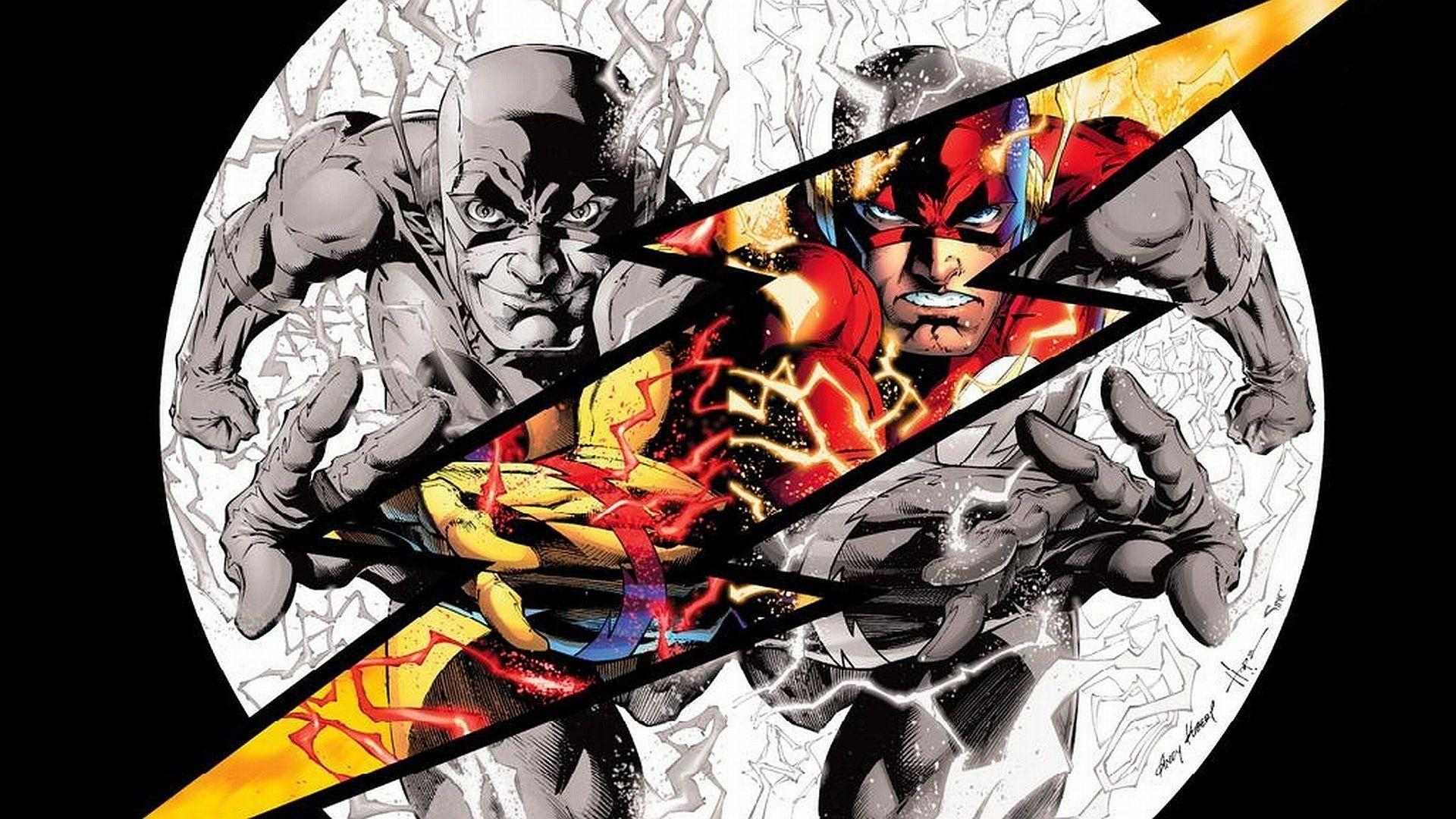 12 Reverse Flash HD Wallpapers