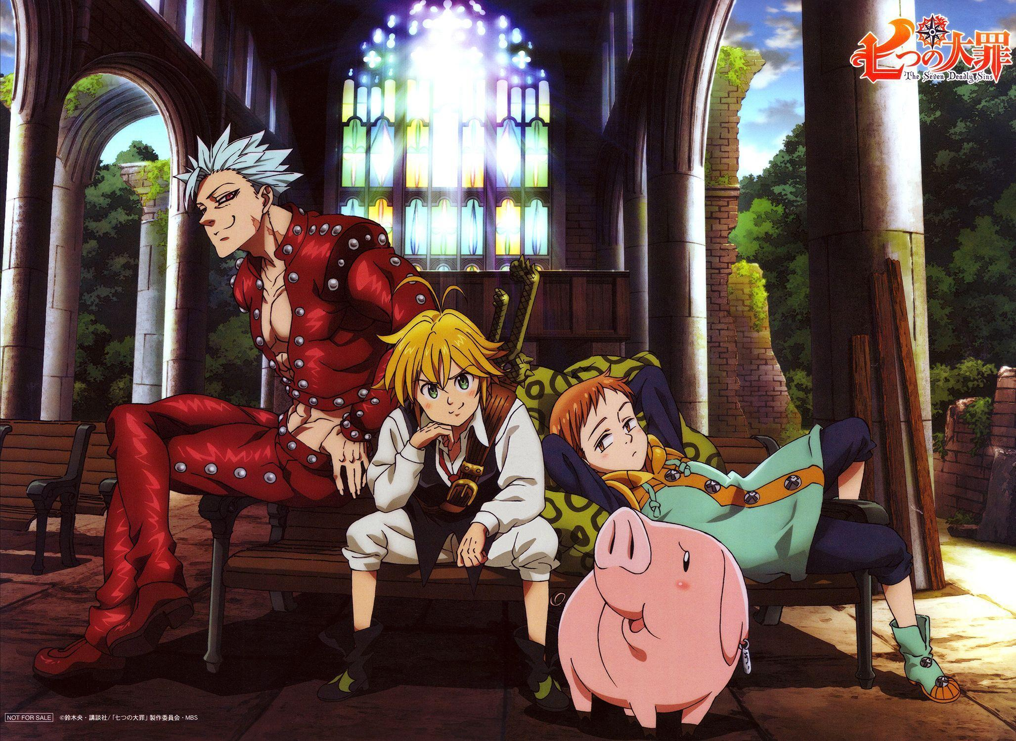50 7 deadly sins wallpapers Pictures