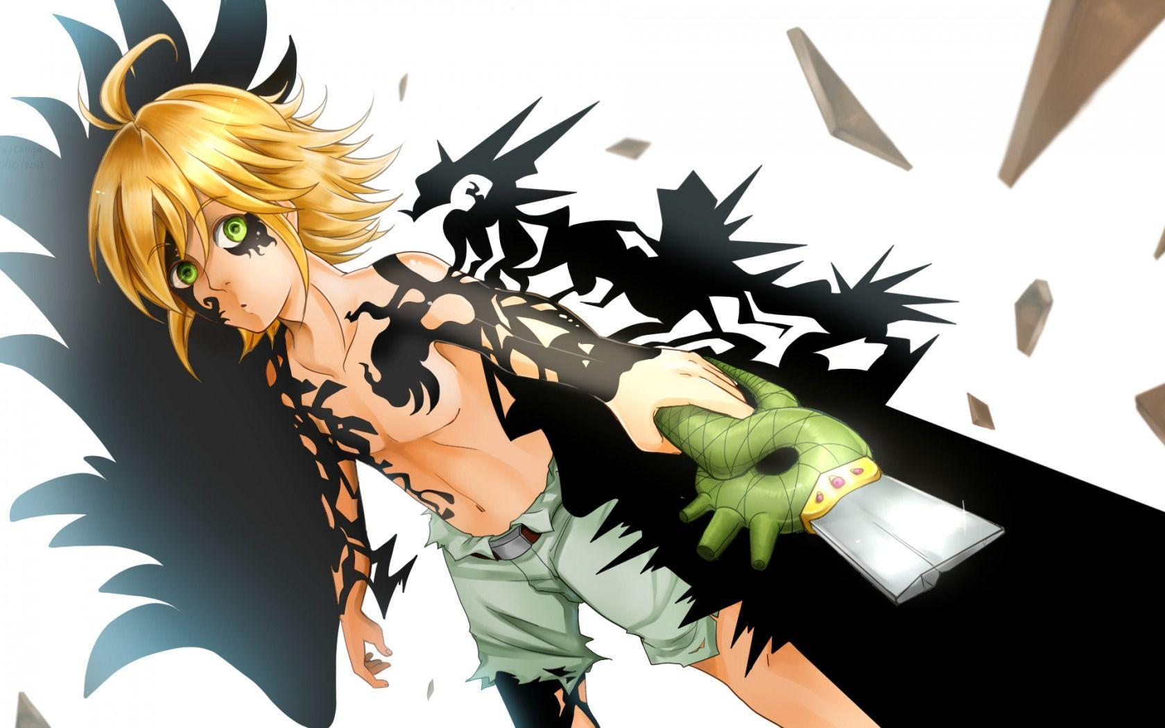 The Seven Deadly Sins Wallpapers Wallpaper Cave