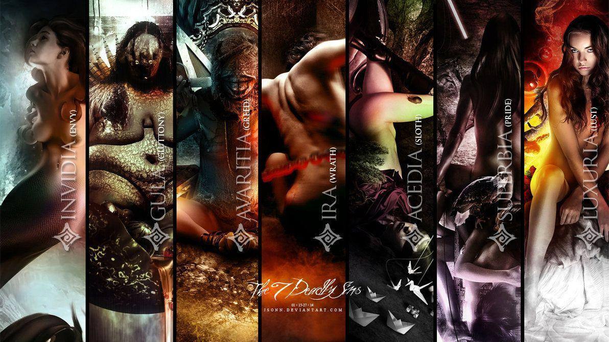 7 Deadly Sins Fantasy Wallpapers