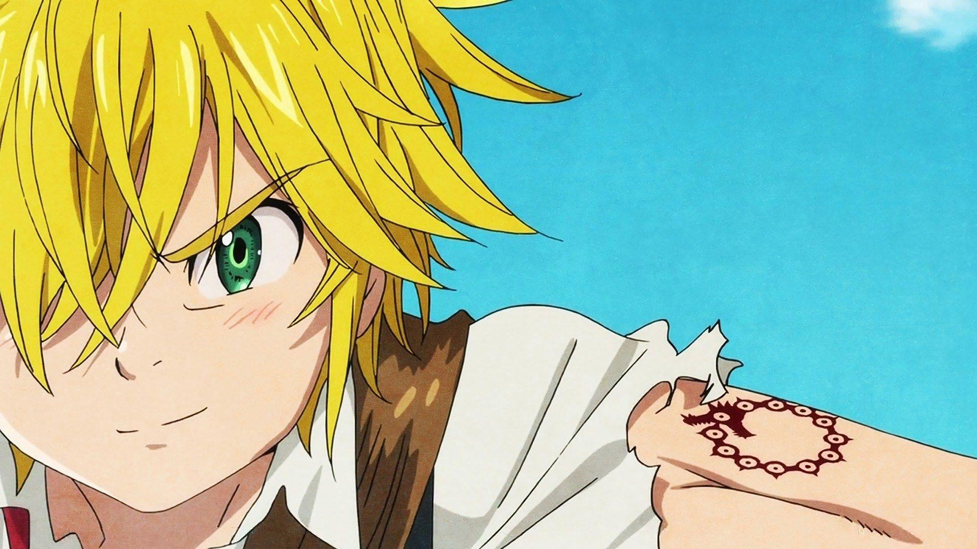 The Seven Deadly Sins Wallpapers High Quality