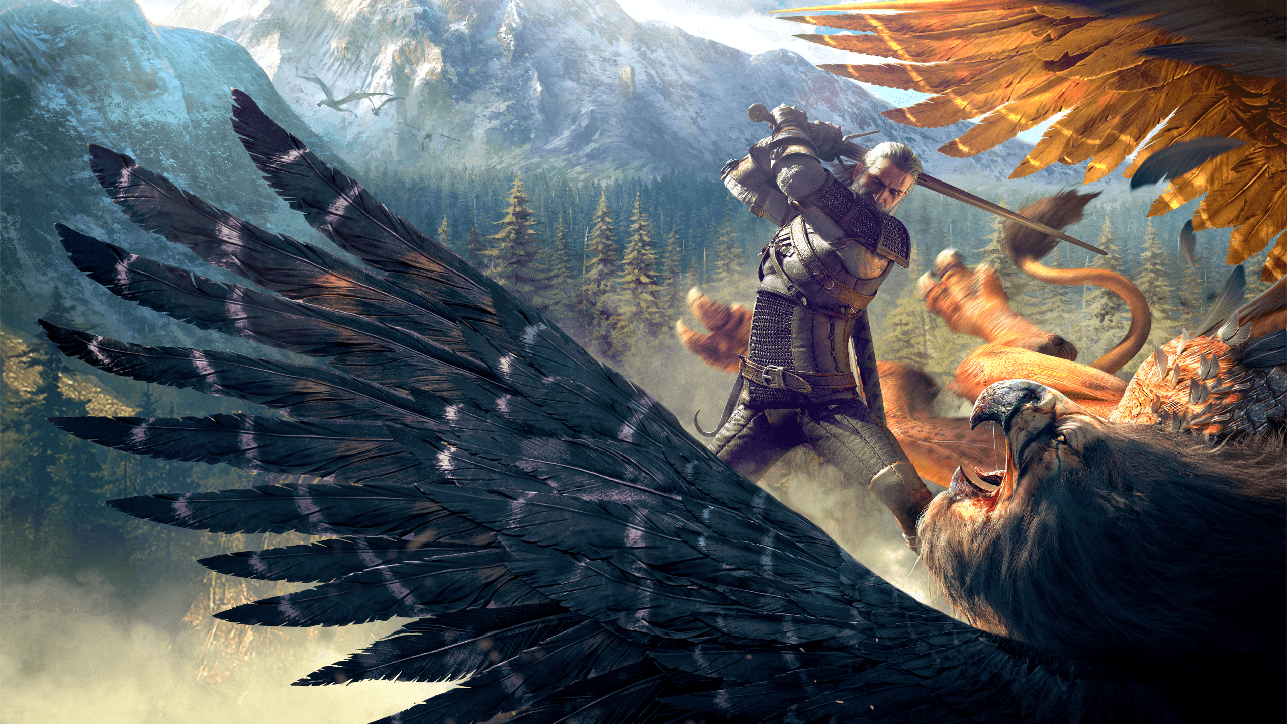 High Resolution Gaming Wallpapers: 1440p Wallpapers
