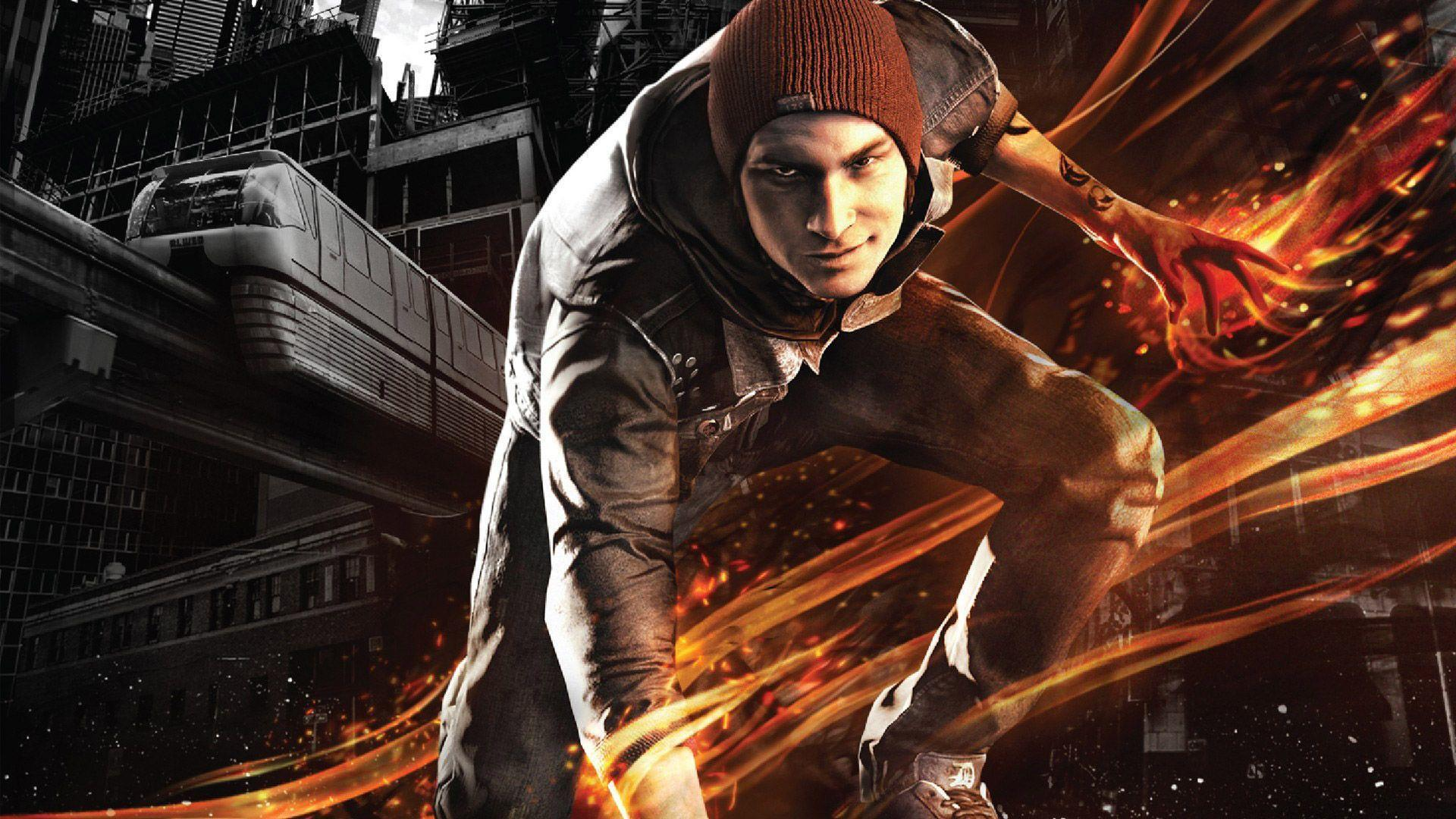 Infamous Second Son Wallpapers Wallpaper Cave