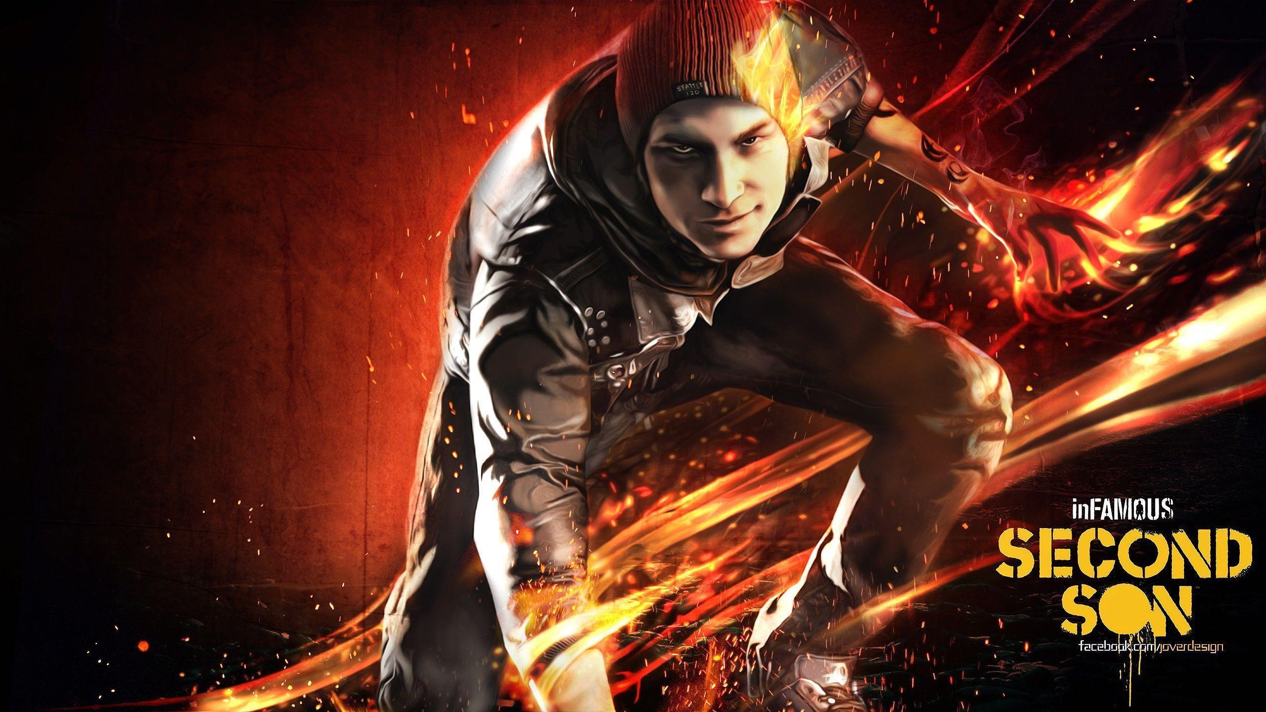 Infamous Second Son Wallpapers Page 1