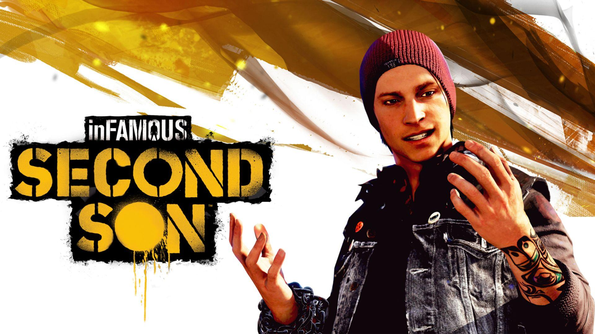 funny imfamous second son | Character Infamous Second Son ...