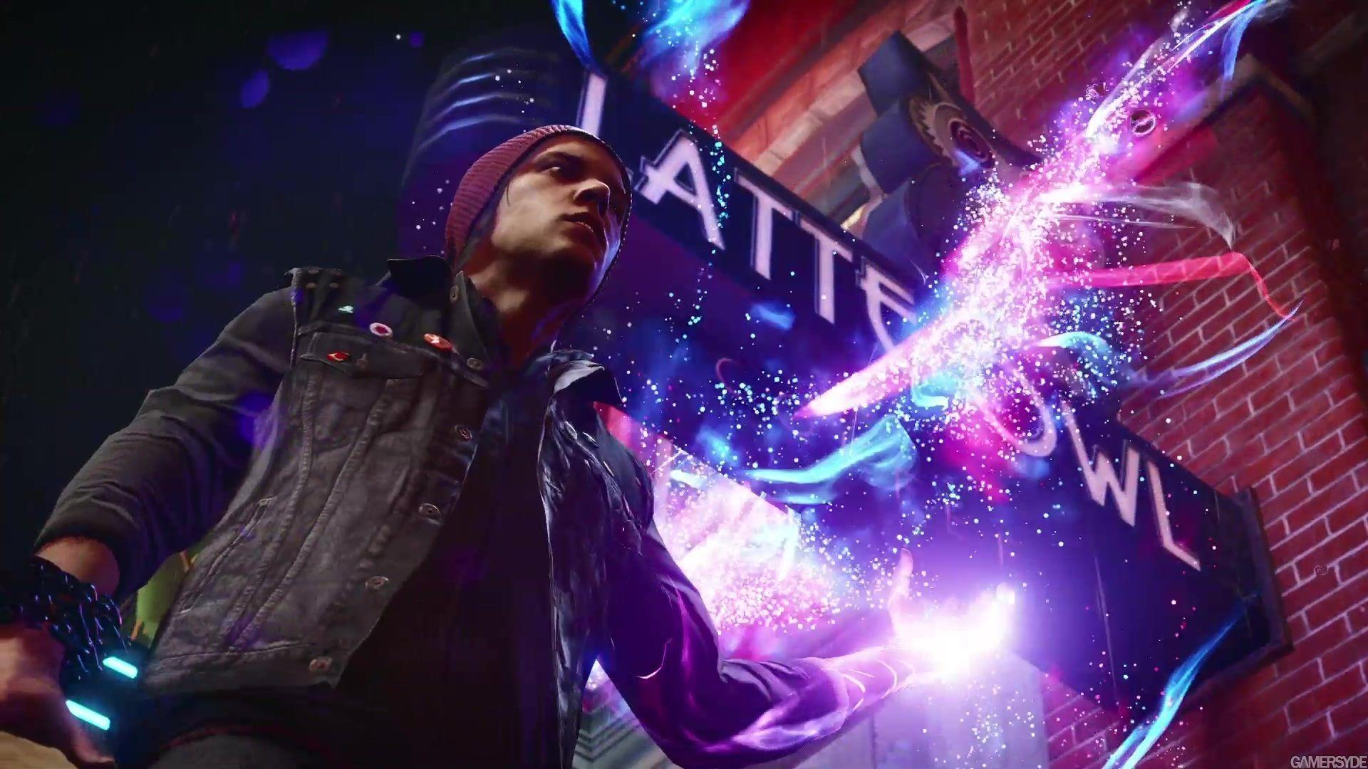 Infamous Second Son Wallpaper - wallpaper.