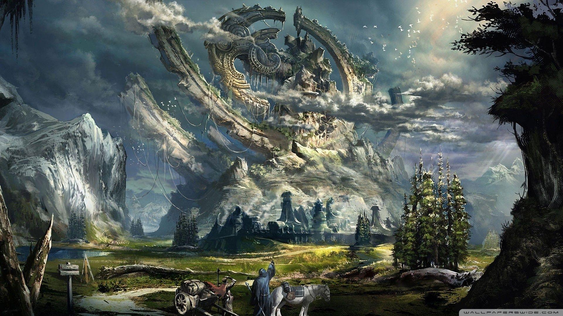 Mystical Wallpapers - Wallpaper Cave
