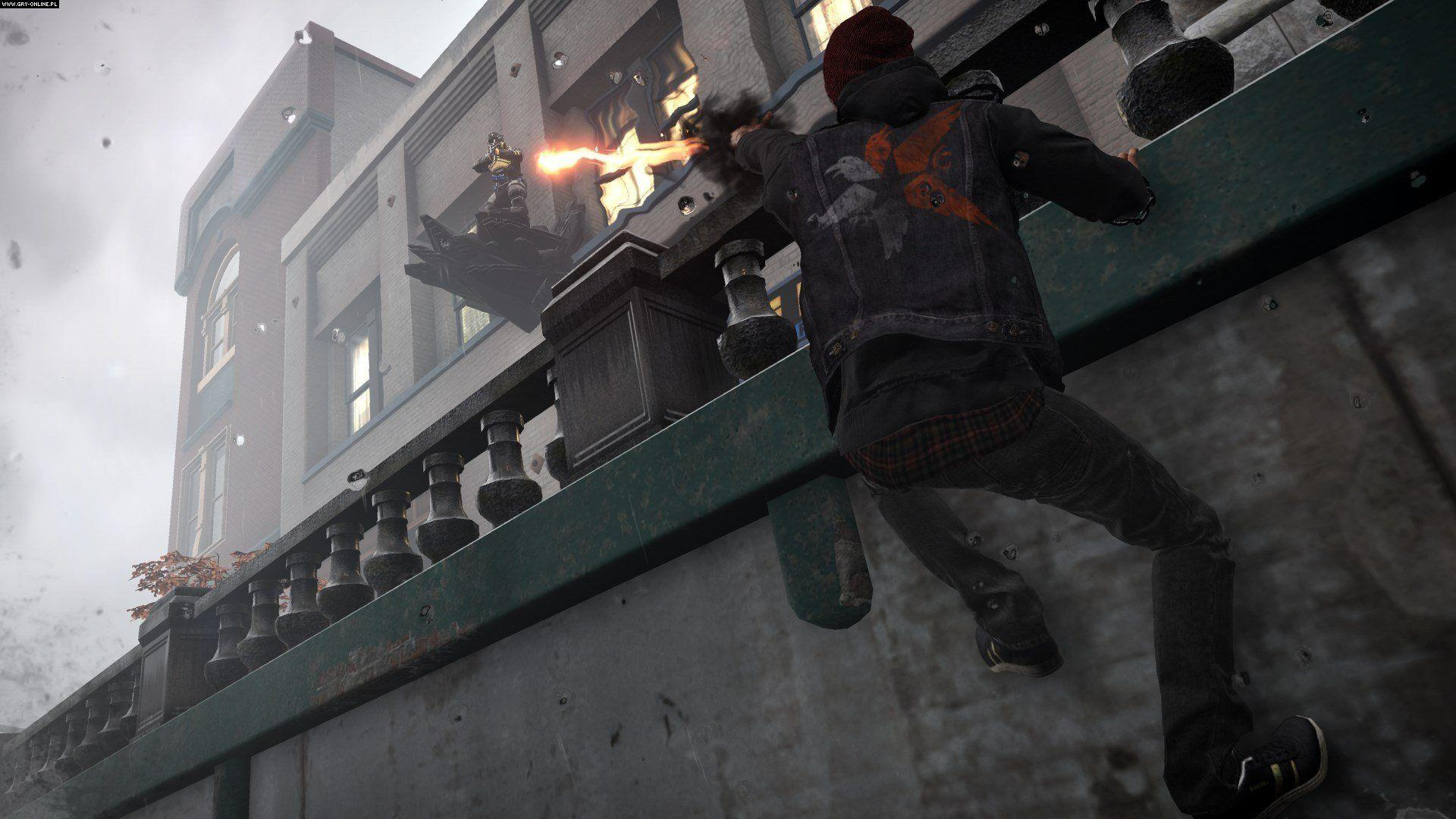 63 InFAMOUS: Second Son HD Wallpapers | Backgrounds - Wallpaper ...
