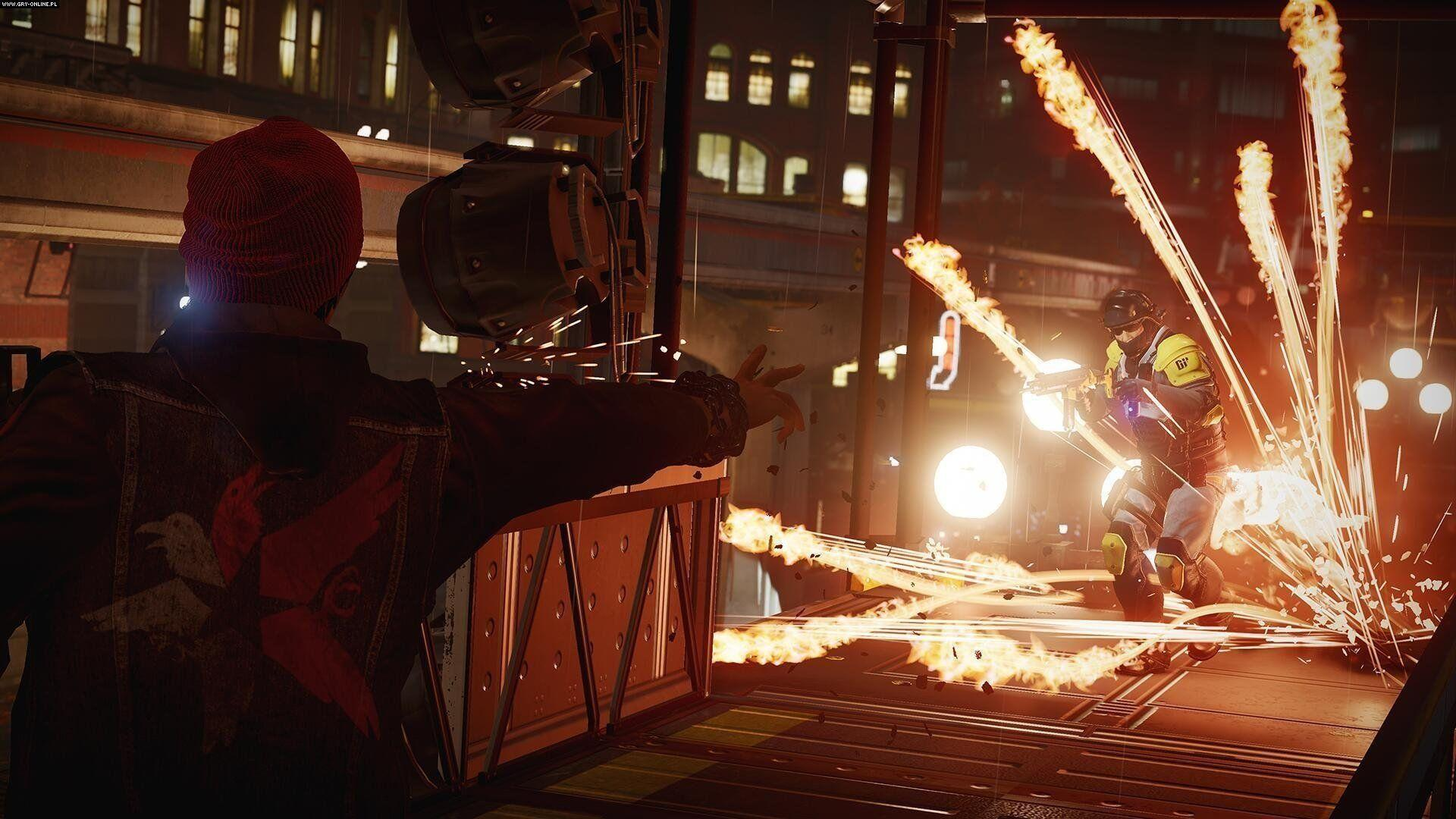 63 InFAMOUS: Second Son HD Wallpapers | Backgrounds - Wallpaper Abyss