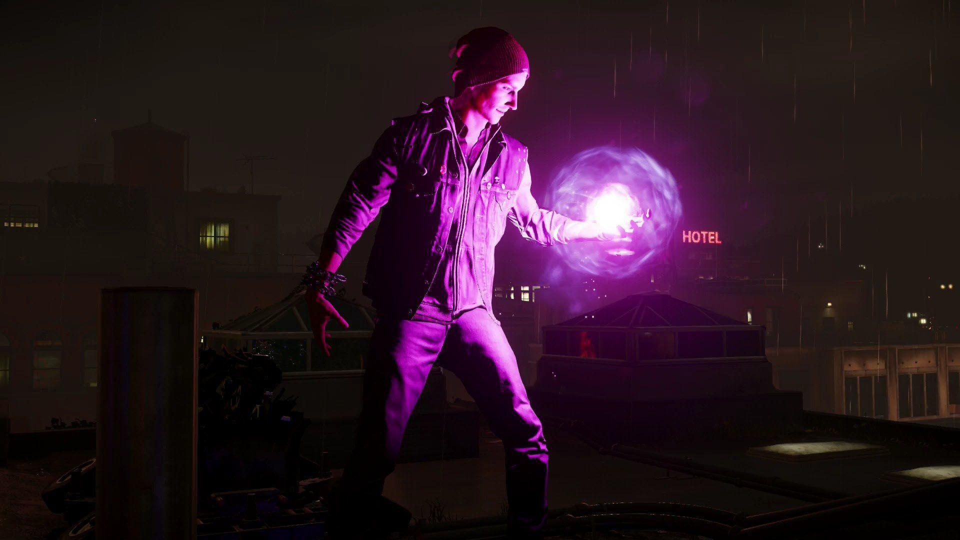 Delsin's Superpower, inFAMOUS Second Son - 1920x1080 - Full HD 16 ...