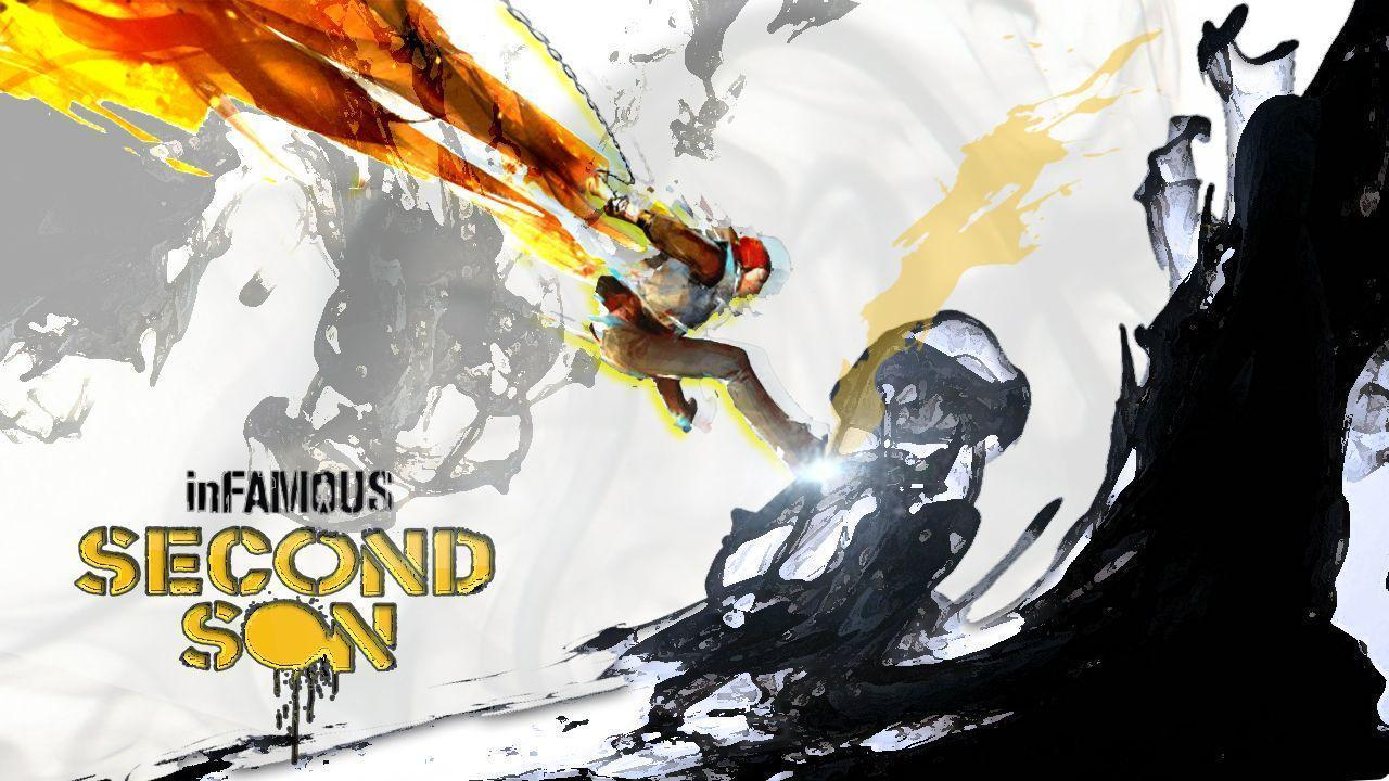 Infamous - Second Son Smoke Painting by VertiGo-Official on DeviantArt