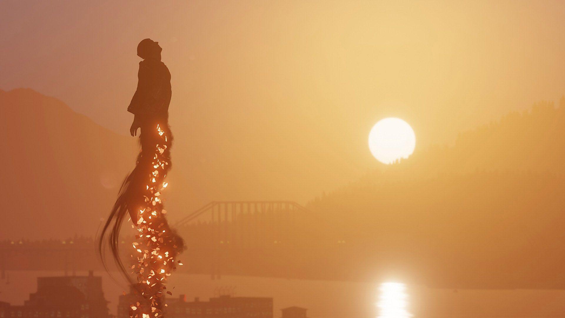 Delsin's superpower at Sunset, inFAMOUS Second Son - 1920x1080 ...
