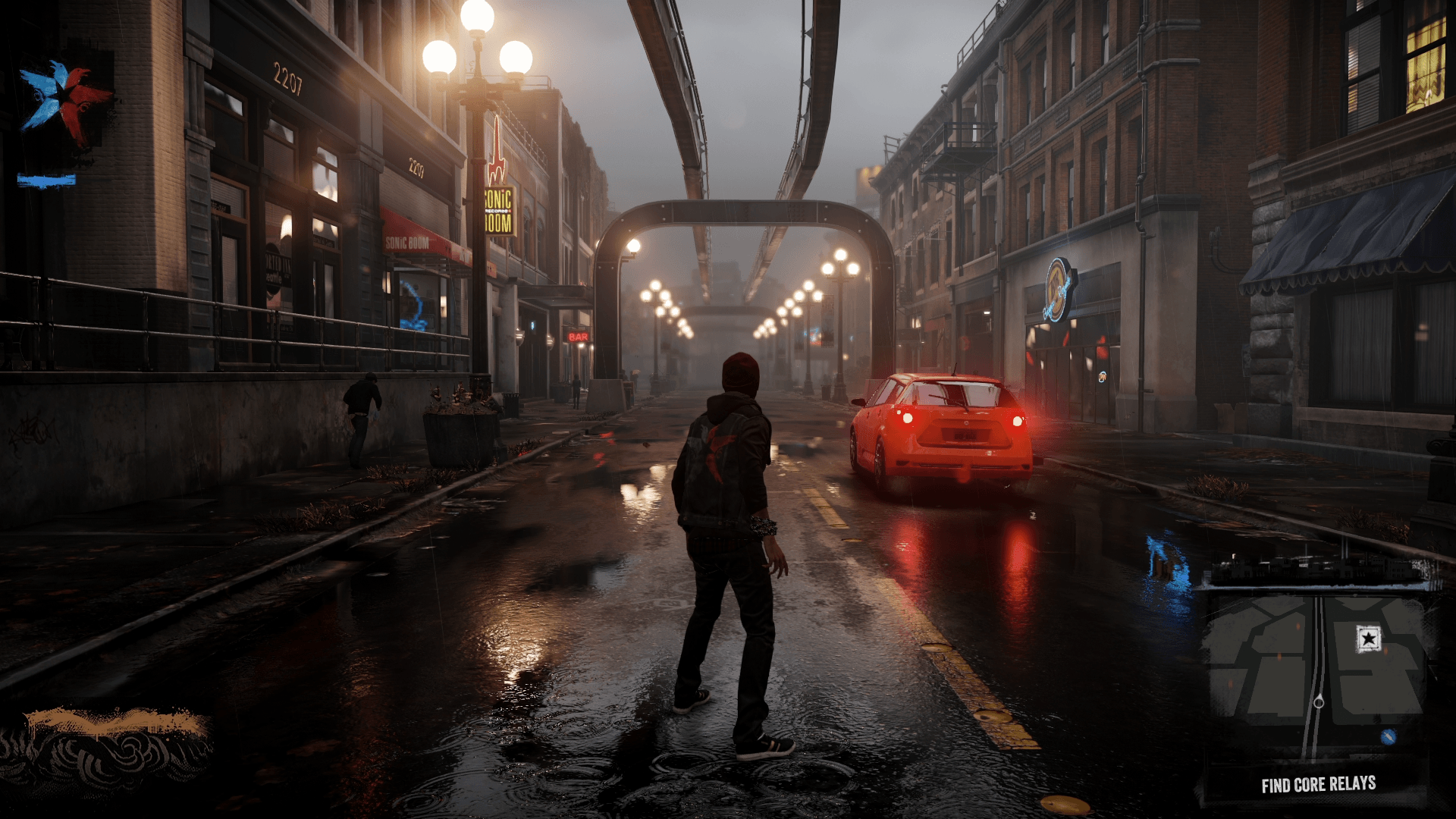 Infamous Second Son wallpaper | 1920x1080 | #67585