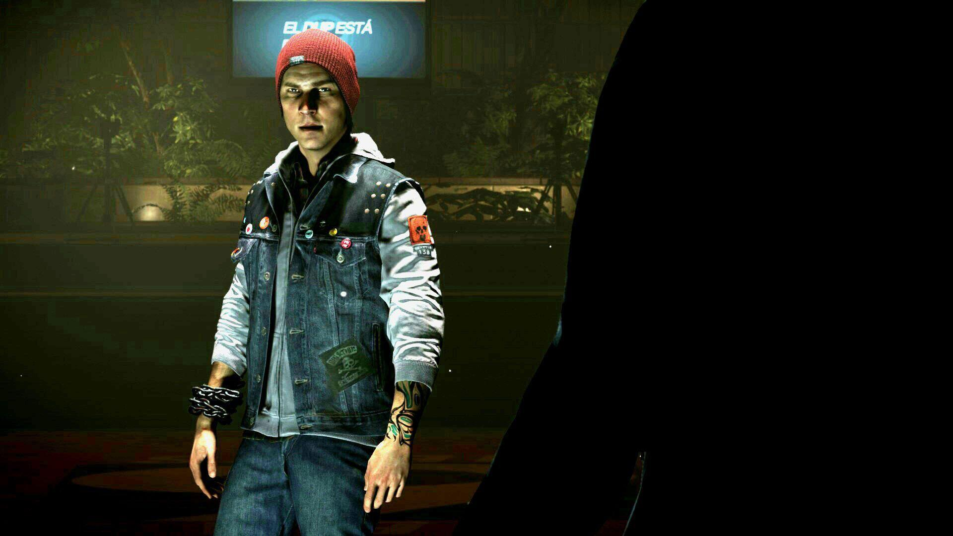 Delsin ready to fight, inFAMOUS Second Son - 1920x1080 - Full HD ...