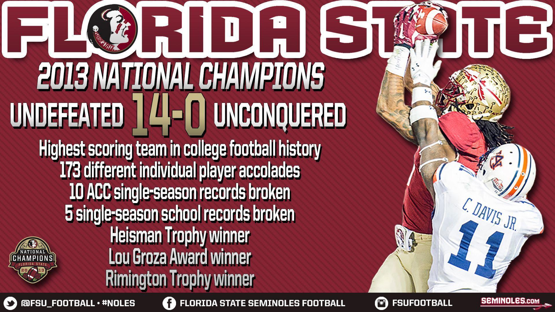 Florida State Football Wallpapers Page 1