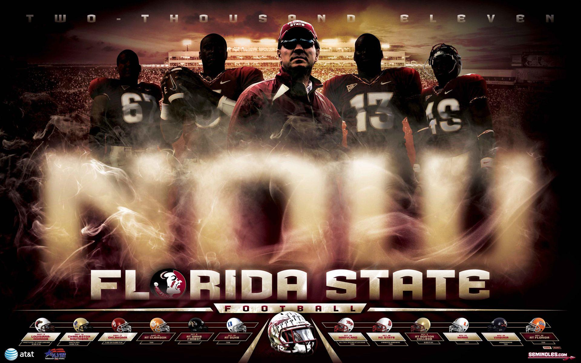 Florida state university wallpapers wallpaper cave for Florida cool