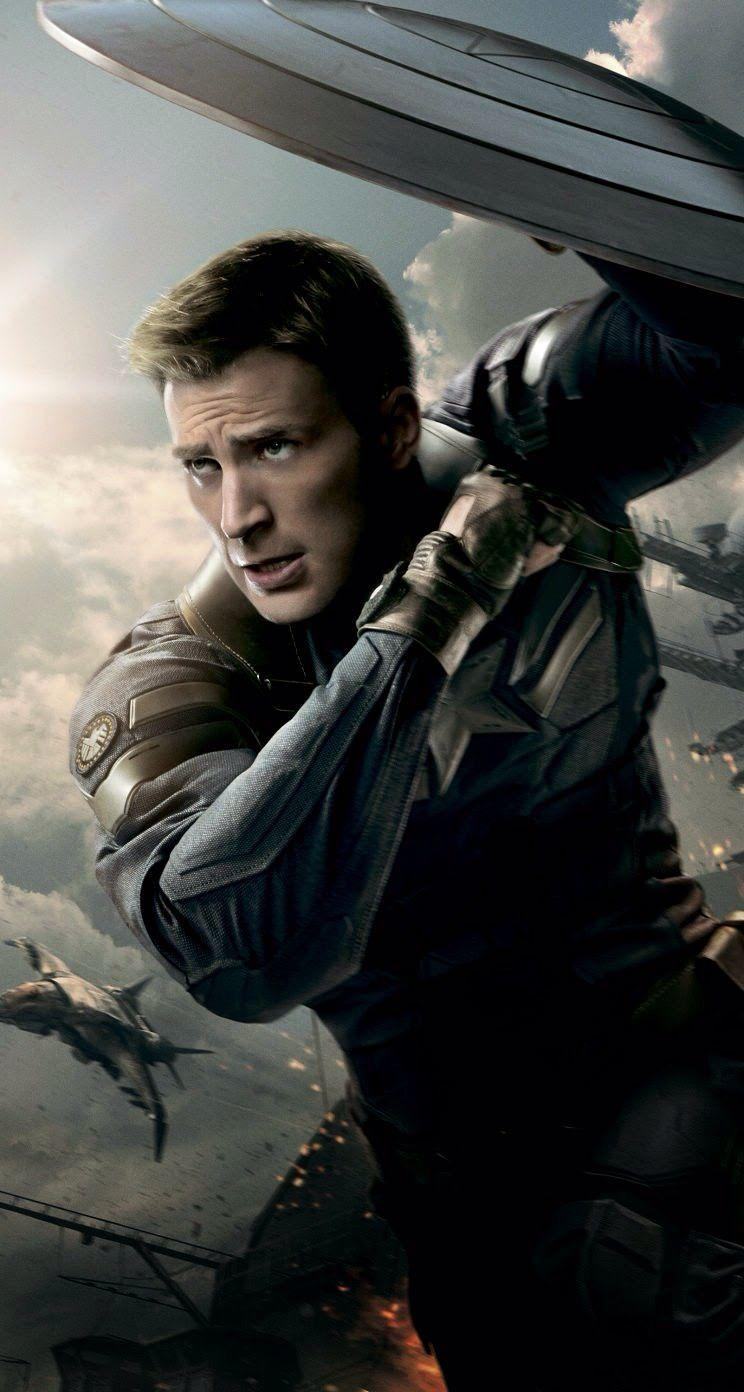 Steve Rogers Wallpapers Wallpaper Cave