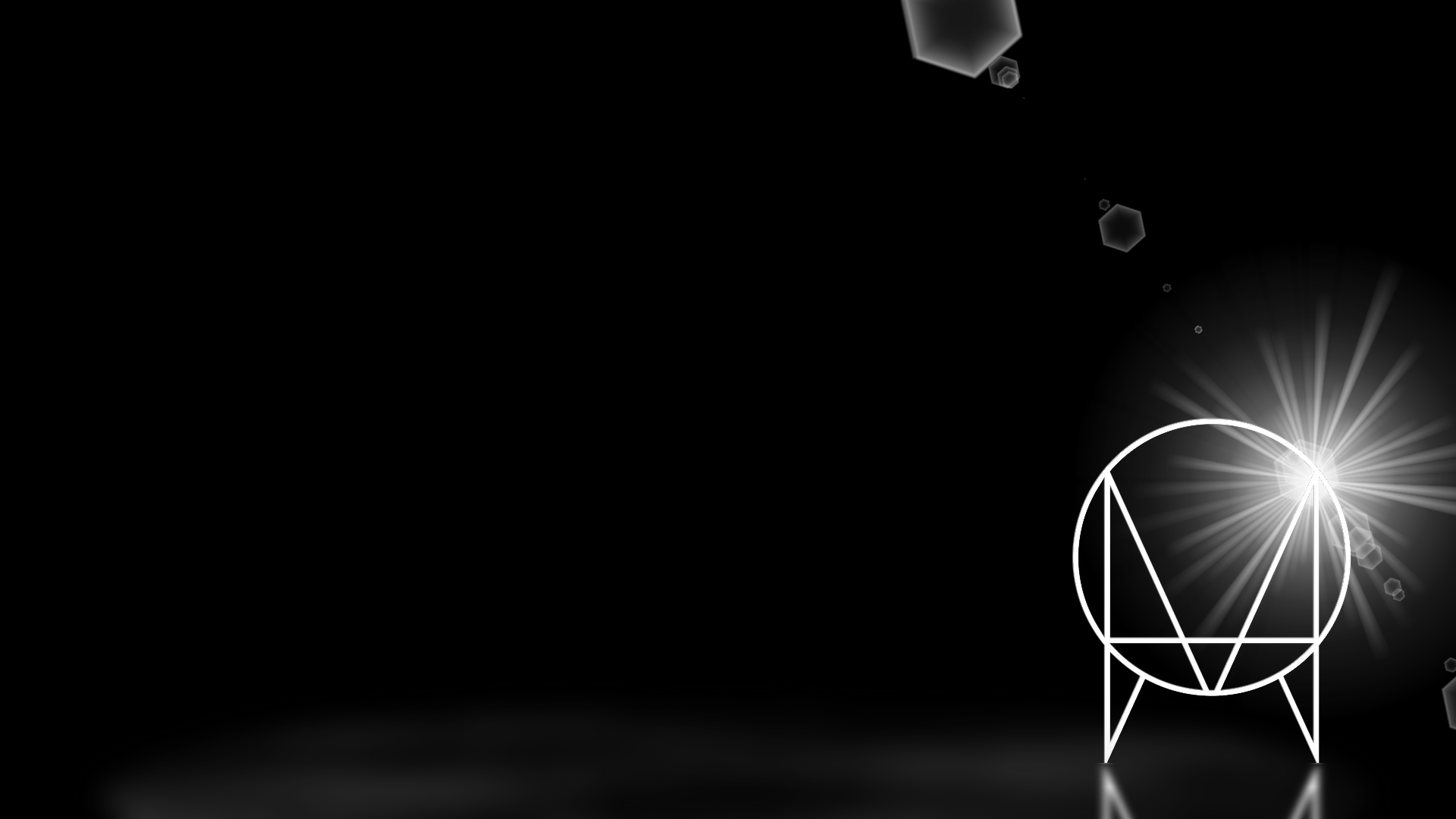 Simplistic OWSLA wallpapers [1920 x 1080] by SuperSecretBrony on