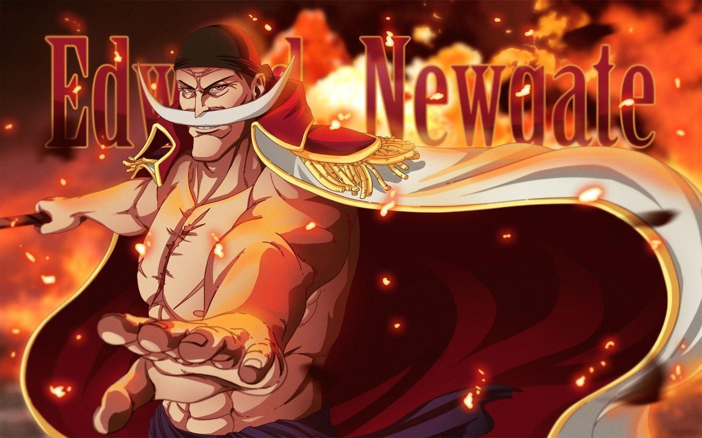 Edward Newgate Whitebeard wallpapers