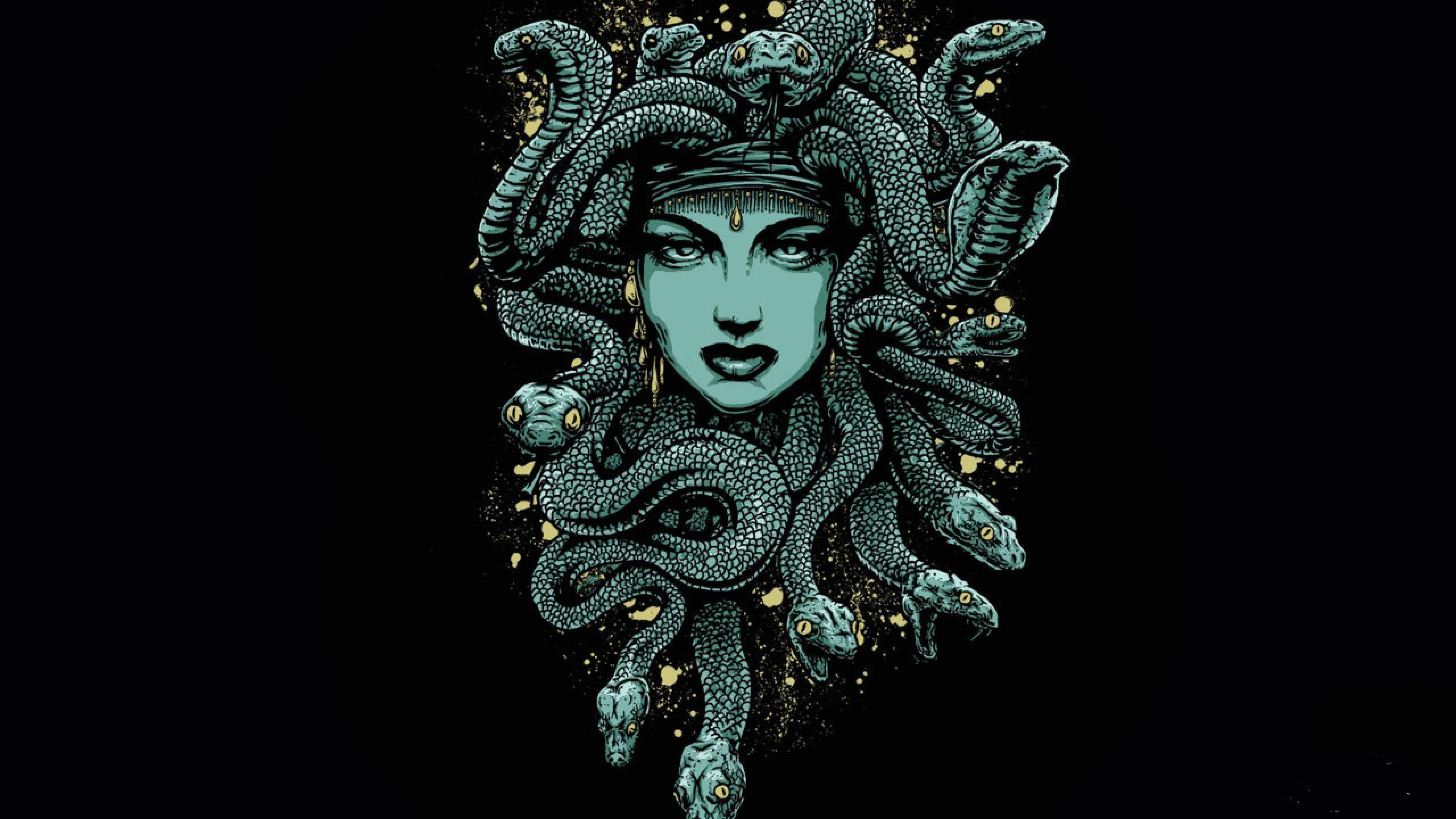 Medusa Wallpapers - Wallpaper Cave