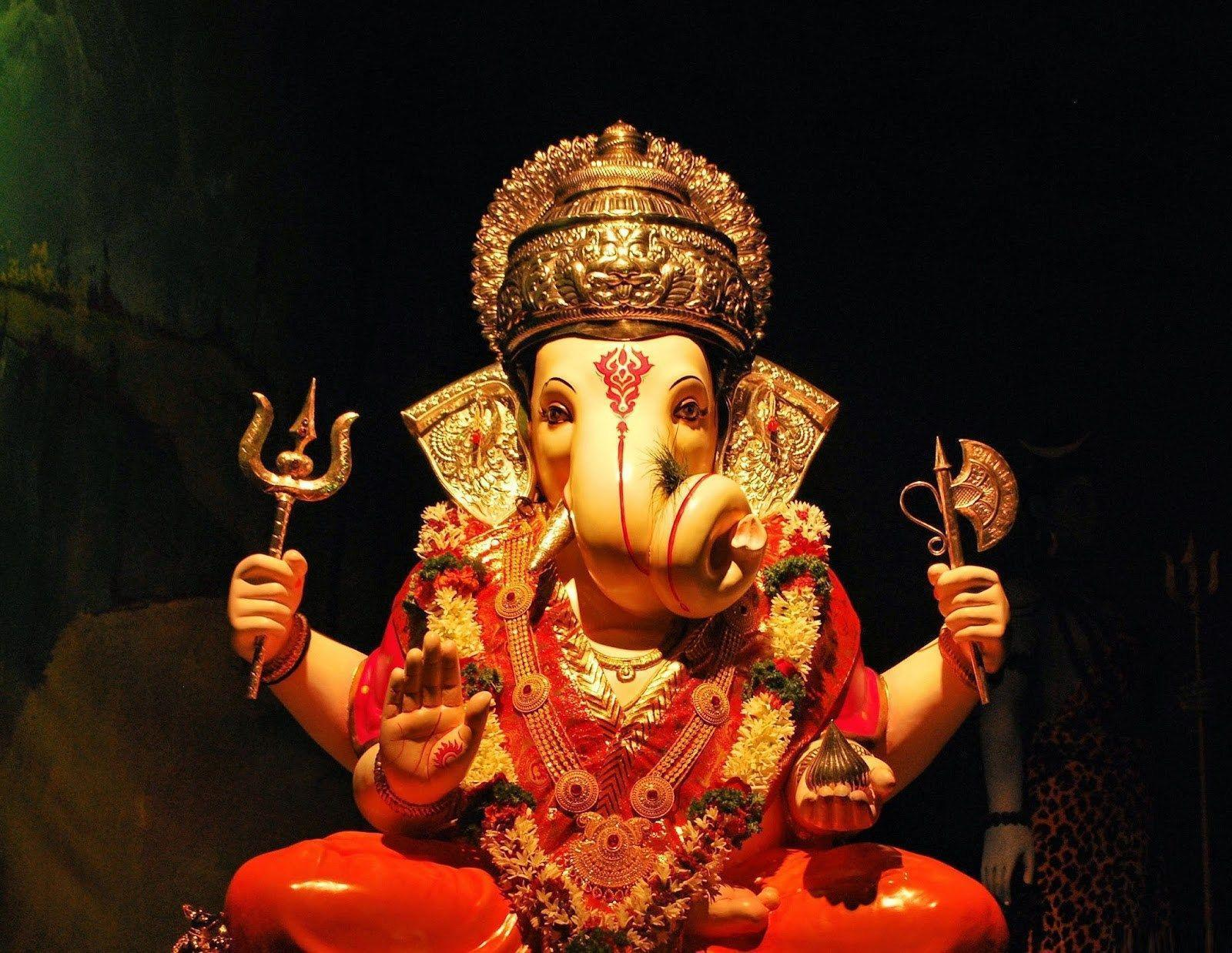 Lord Ganesha Wallpapers Wallpaper Cave