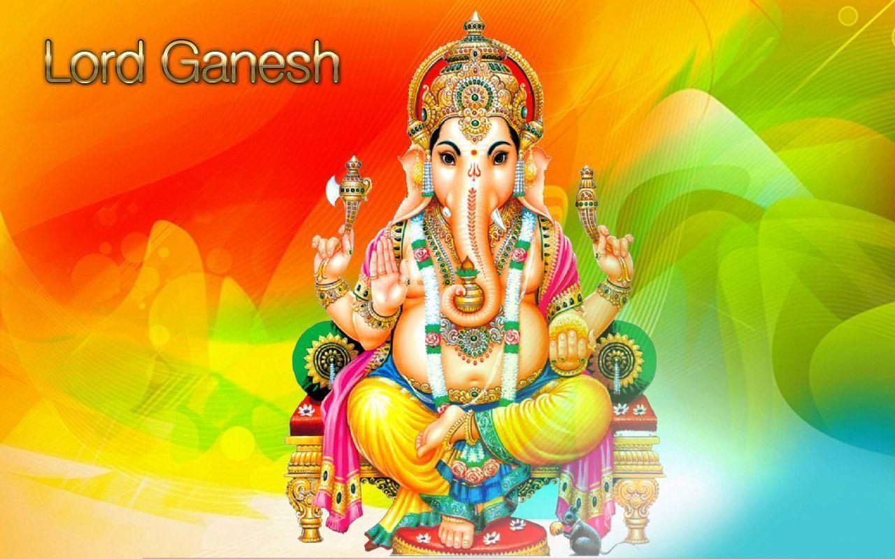 Lord Ganesha Wallpapers - Wallpaper Cave