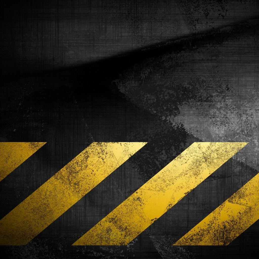 Caution Tape Wallpaper Page 1
