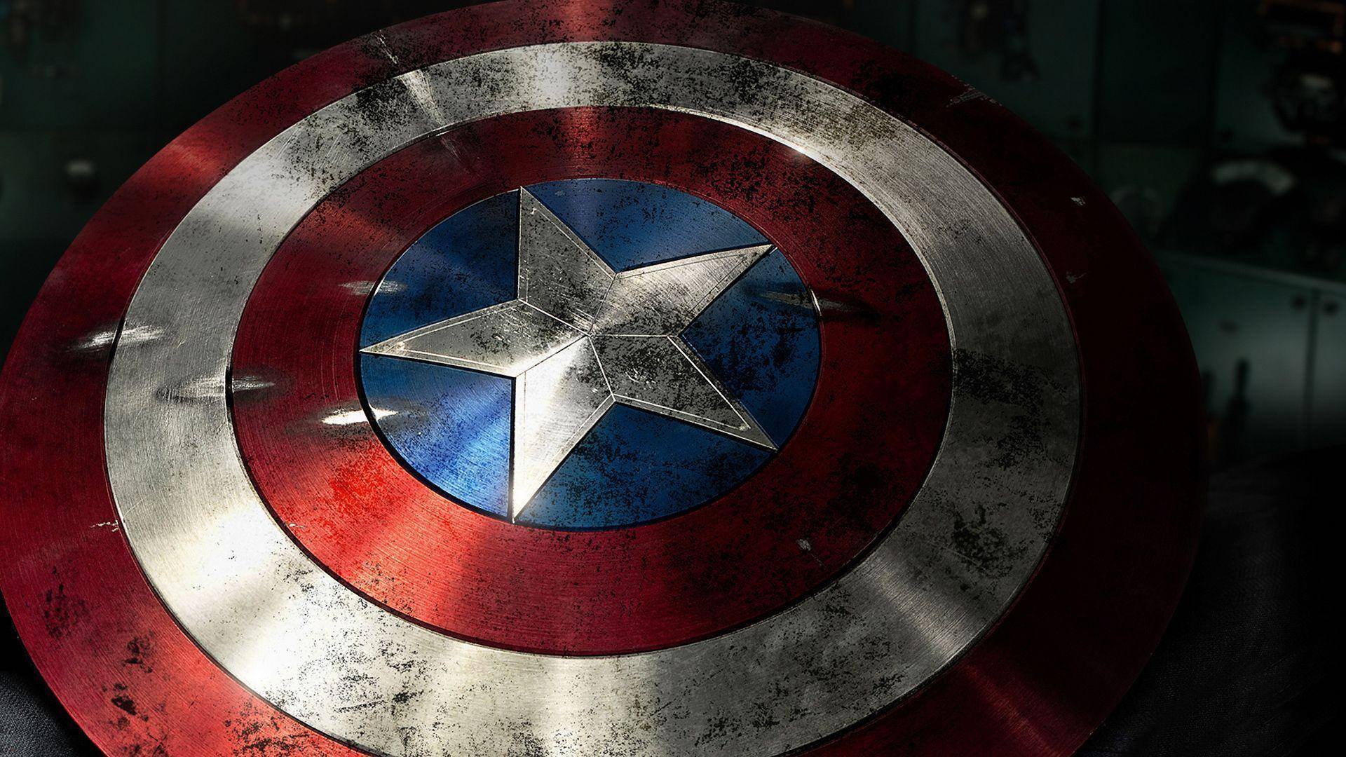 Shield of Captain America Wallpapers | HD Wallpapers