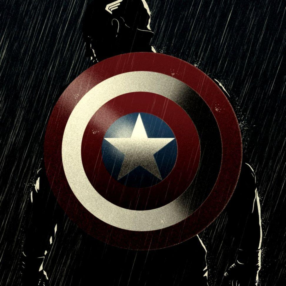 captain america shield wallpaper android hd Archives - Wallpaper ...