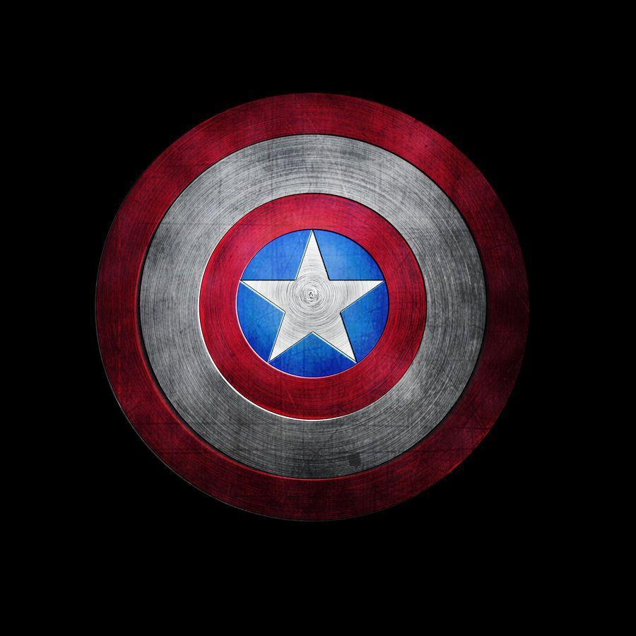 Background Captain America Shield Wallpaper HD Picture | Avengers ...