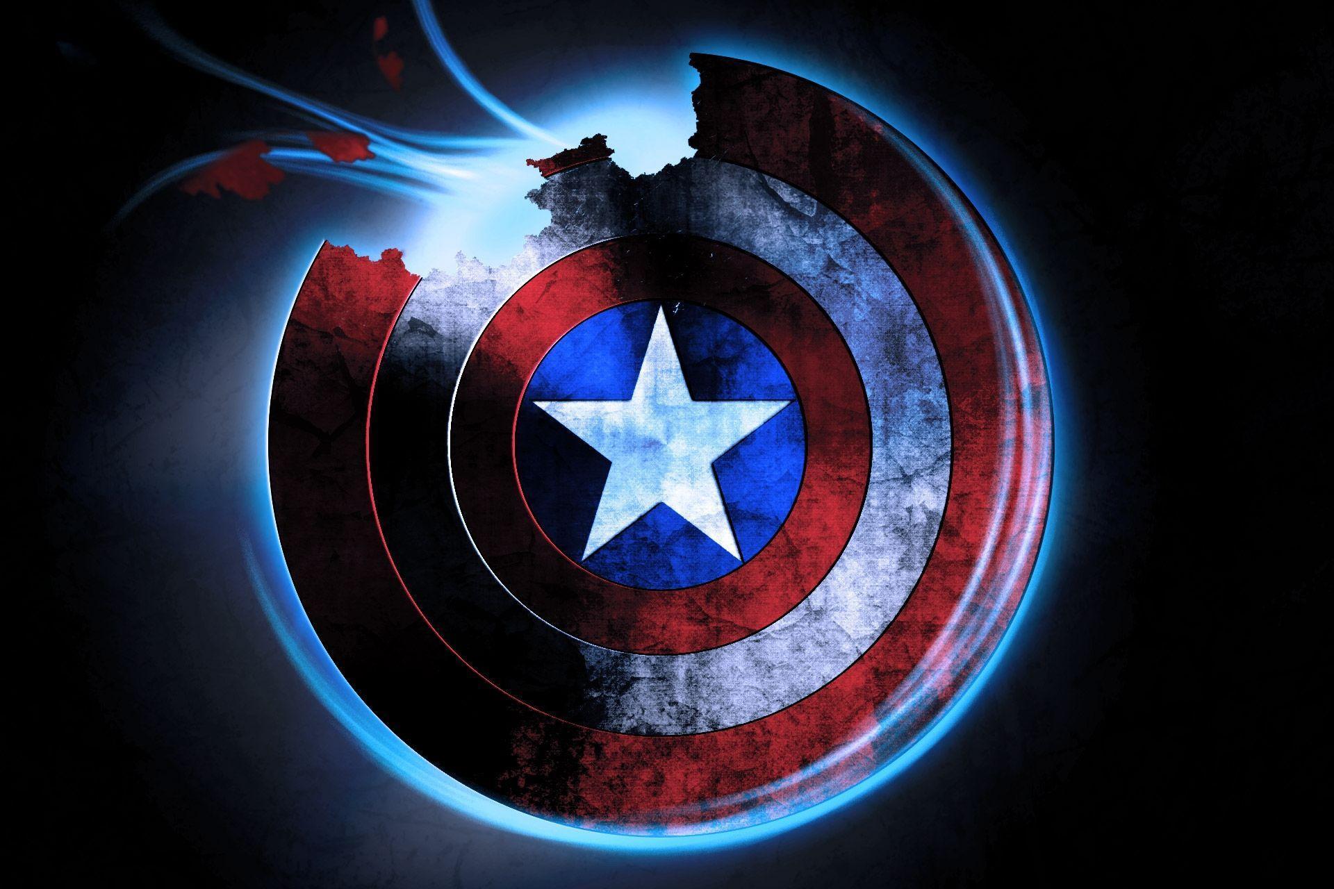 Captain America Free Wallpaper - WallpaperSafari