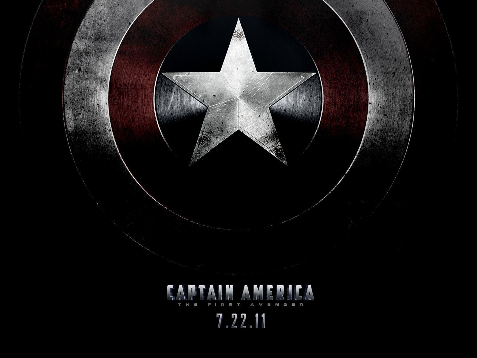 captain america logo Wallpapers - Free captain america logo ...