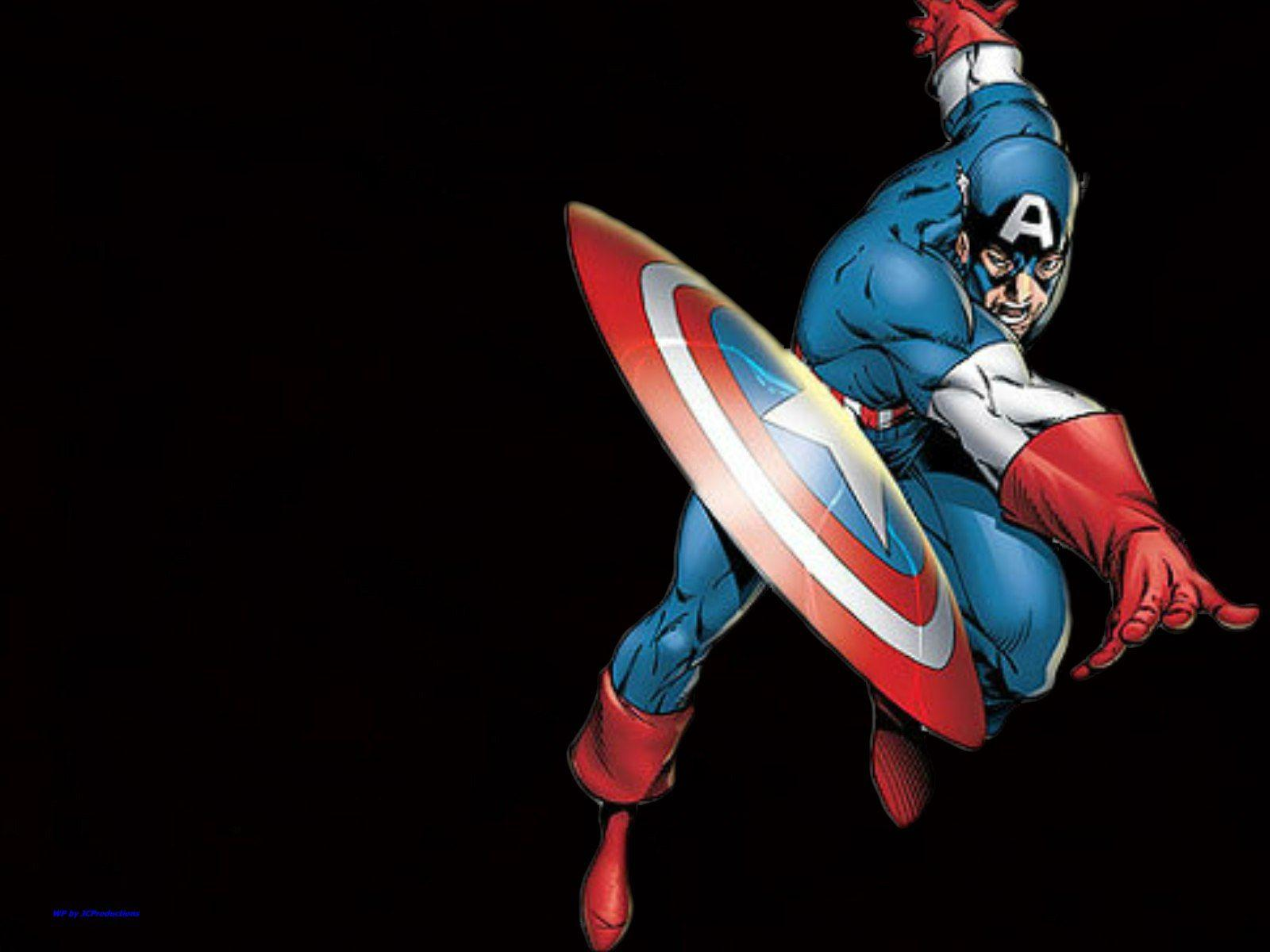 Captain America HD Wallpapers 1080p - WallpaperSafari