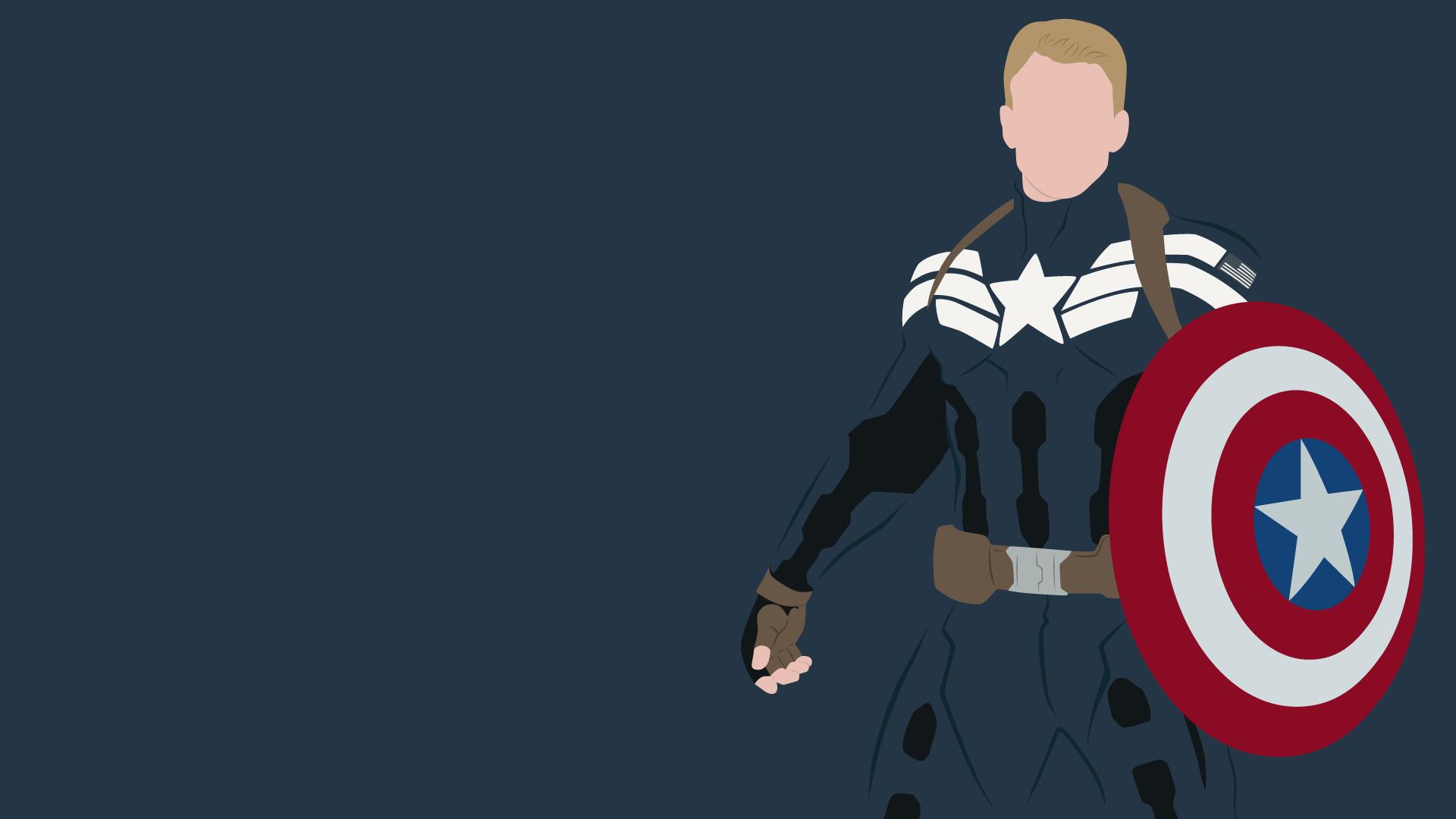 Captain America Wallpapers Desktop Background - Myomlife.com