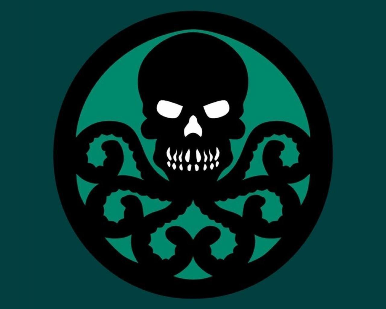 Hydra comics Captain america Logo HD Wallpapers, Desktop ...