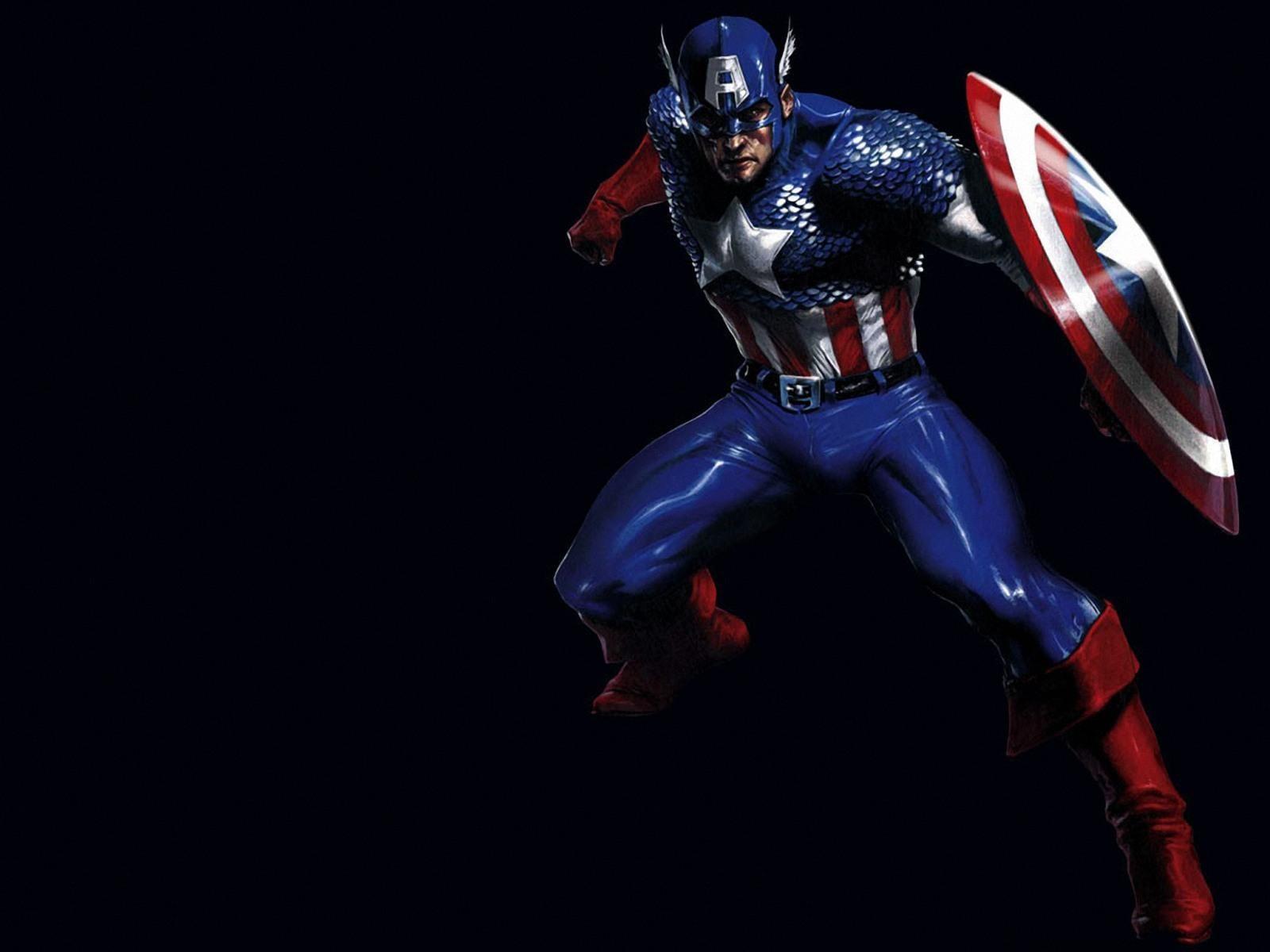 captain america logo wallpaper Wallpapers - Free captain america ...