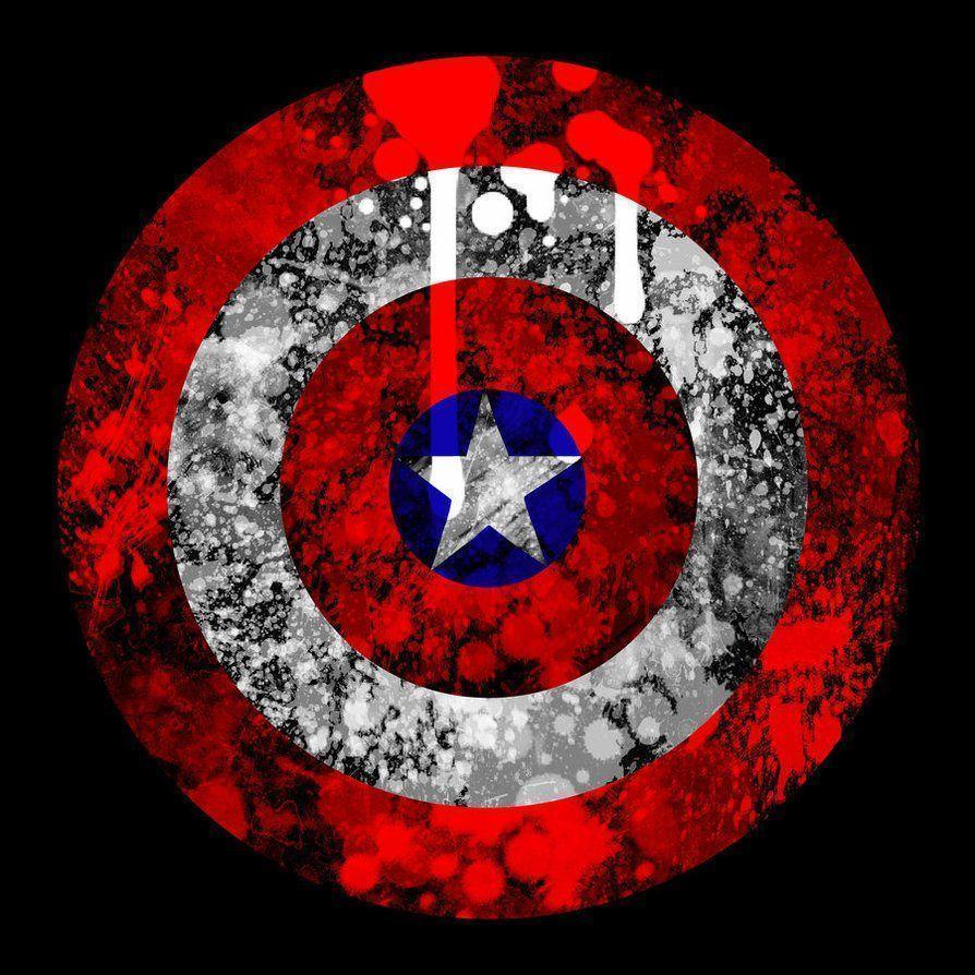 Captain-America-Shield-HD-Wallpaper (4) | Movies | Pinterest ...