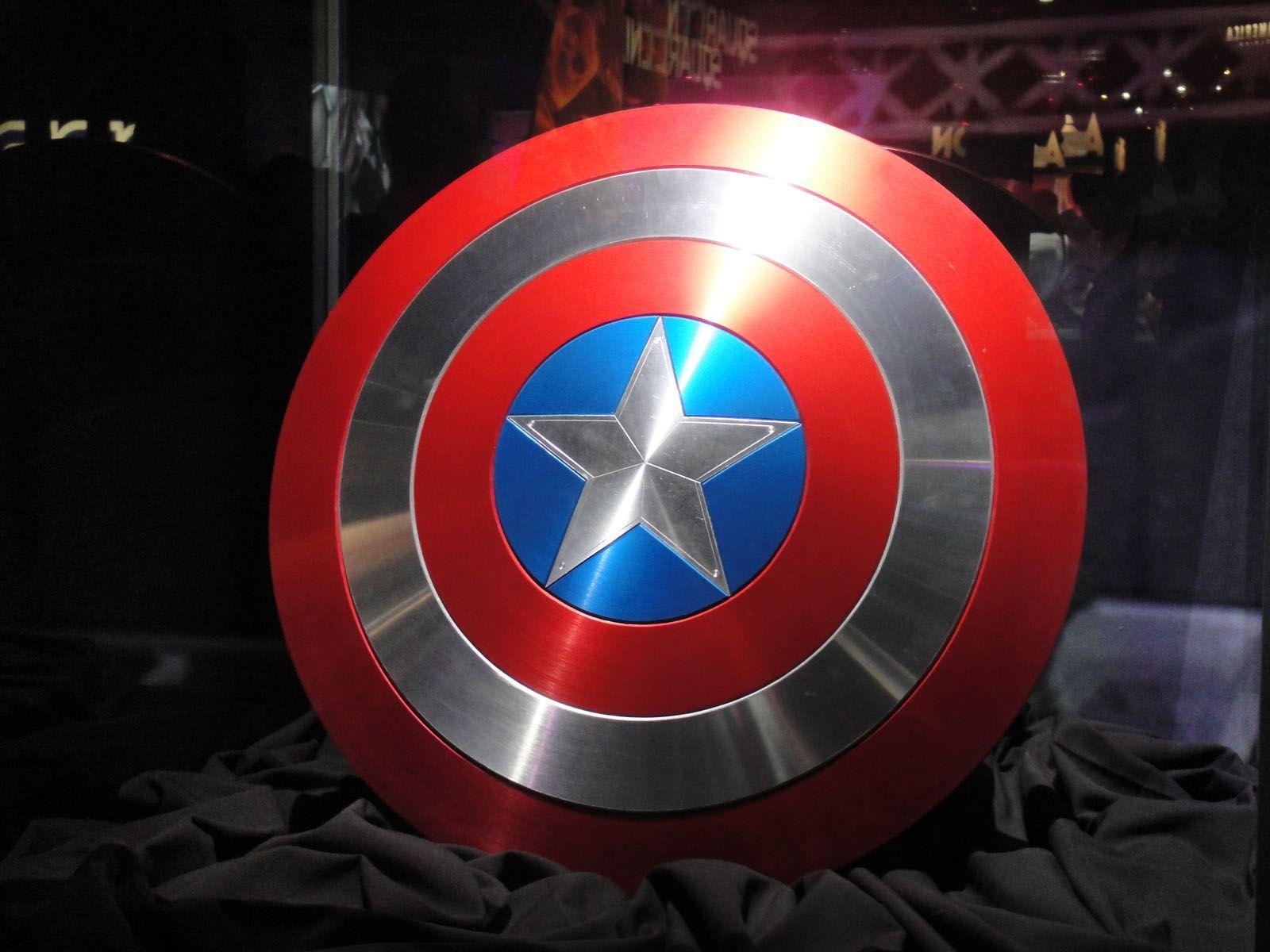 Captain America Shield Wallpapers - Mytwiink.com