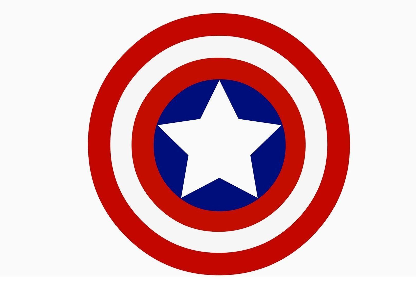 Captain America Logo captain america logo wallpaper – Logo Database