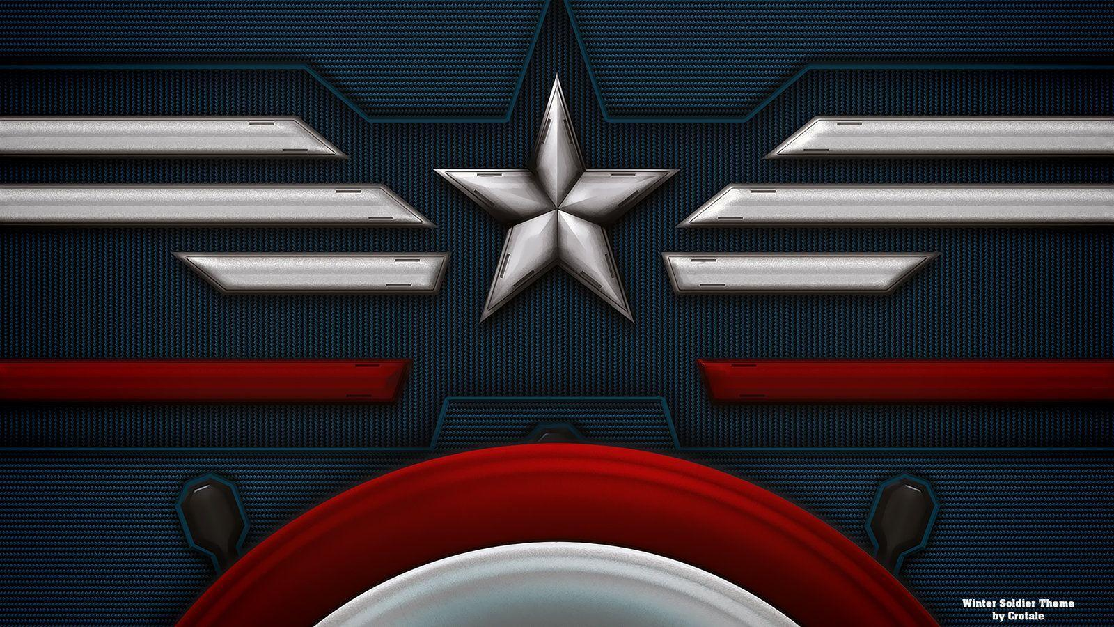 Captain America Computer Wallpaper, 39 Captain America High ...