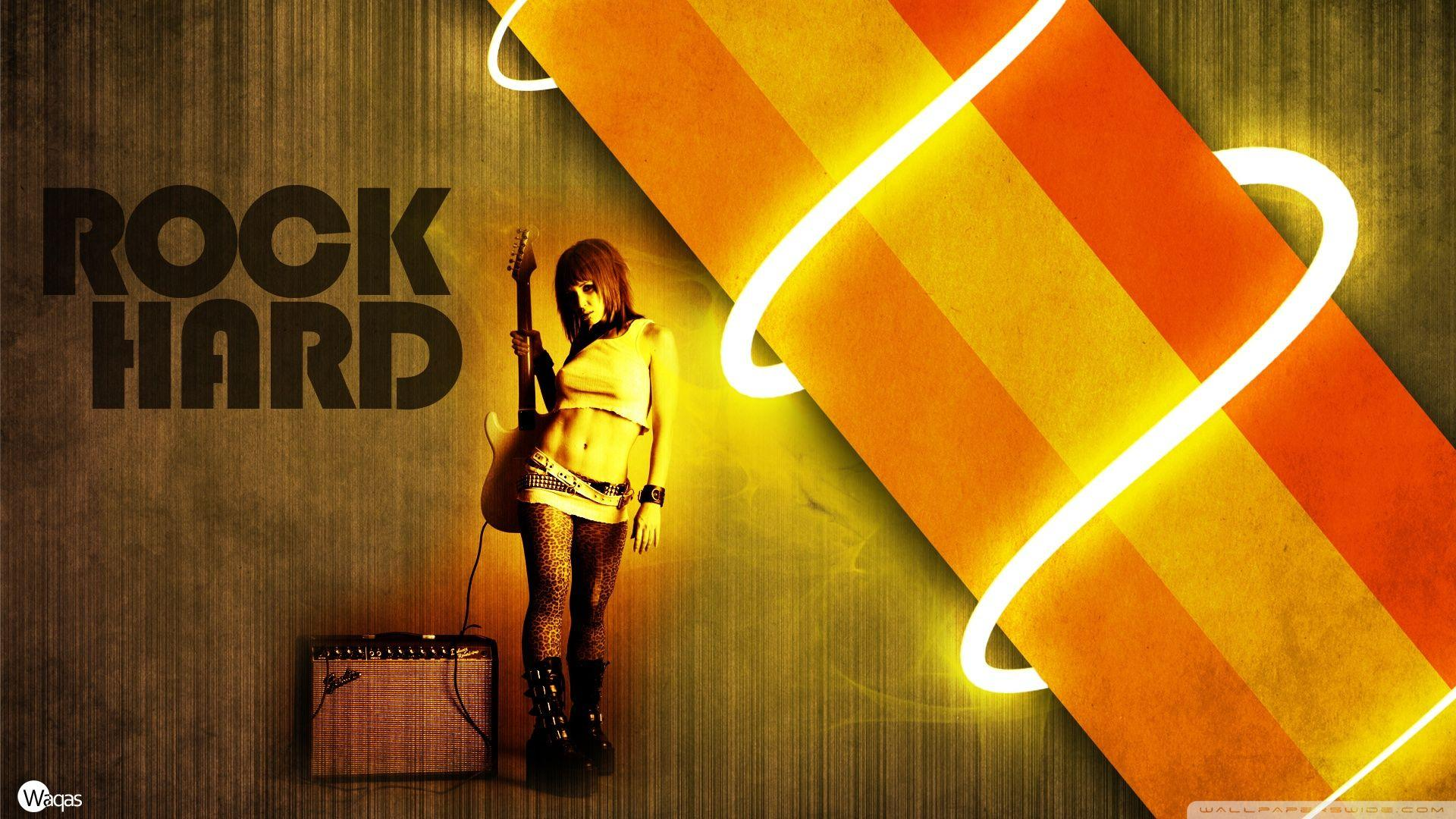 Rock Hard HD desktop wallpapers : High Definition : Fullscreen : Mobile